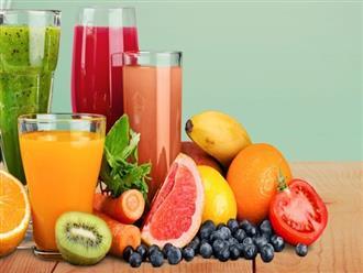 Chăm chỉ uống 5 loại nước ép trái cây này, da đẹp hơn em bé, U40 mà cứ tưởng gái đôi mươi