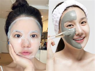 Nghỉ dịch nên chăm chỉ đắp mặt nạ mỗi ngày nhưng da dẻ chẳng khá lên, chắc chắn là nàng đang mắc phải 4 lỗi này