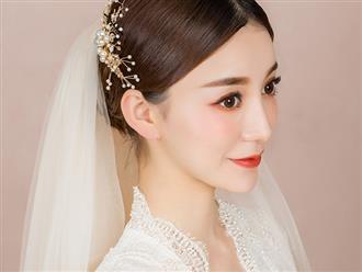 Lộng lẫy như nữ thần trong ngày trọng đại với những kiểu make up cô dâu tuyệt đẹp