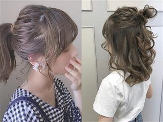 Ngày hè nóng bức, học ngay 5 kiểu tóc cực xinh chỉ mất vài phút thực hiện nhưng vẫn sang xịn hết phần thiên hạ