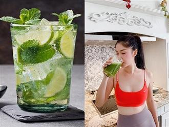 Uống loại nước detox này trong những ngày Tết để ngăn ngừa tăng cân, vừa giữ dáng vừa dưỡng da