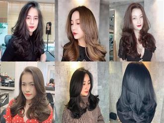 Tóc đẹp diện Tết, tham khảo ngay 5 kiểu chỉ dành riêng cho tóc dài vừa đẹp vừa không bị 'già'