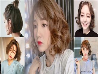 Biến hóa khôn lường với 3 kiểu tóc ngắn thời thượng, tưởng khó mà rất dễ cho nàng cá tính