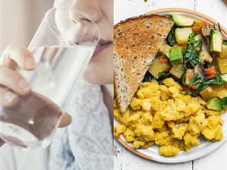 Buổi sáng dậy sớm làm 3 điều này, ở nhà nghỉ dịch ăn nhiều cỡ nào cũng không mập, trái lại cân nặng còn giảm 'vèo vèo'