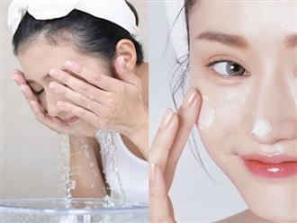 Lỗi rửa mặt sai cách vào mùa đông hơn 95% phụ nữ mắc phải khiến làn da sần sùi, thô ráp và lão hóa không phanh
