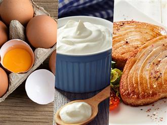 7 thực phẩm càng ăn mỡ thừa càng giảm, vóc dáng thon gọn, săn chắc mà chẳng cần tập luyện hay nhịn ăn