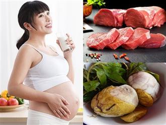 Bí quyết 'ăn vào con không vào mẹ' ở những tháng cuối thai kỳ, mẹ bầu nên biết