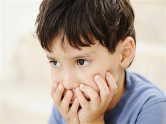 Thấy con có 4 dấu hiệu về tâm lý này nên đưa đi khám bác sĩ ngay, chủ quan là hại tương lai của trẻ