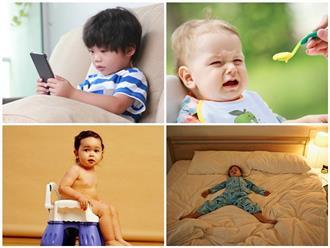 Những hành động tưởng tốt nhưng lại vô cùng hại ảnh hưởng đến sự phát triển của trẻ mỗi ngày