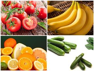 Dù thèm đến mấy, chớ dại ăn những loại hoa quả này vào buổi sáng để tránh rước bệnh vào người