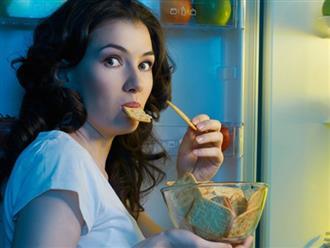 Những thực phẩm nên tránh xa trước khi lên giường nếu không muốn gặp ác mộng, mất ngủ triền miên