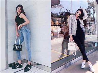 Học ngay 4 nàng Hoa hậu Hoàn vũ Việt Nam, bạn sẽ có cả tá ý tưởng mix&match cực chất để mặc đẹp