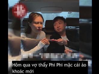 Clip siêu hài: Lời nói chẳng mất tiền mua, vợ lựa lời nói cho chồng 'lòi' tiền ra