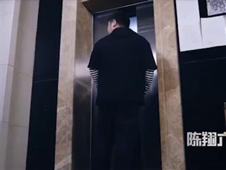 Nỗi khổ của người mập mỗi khi đi thang máy