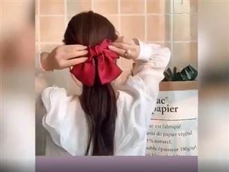 1001 bí kíp tết tóc giúp cô gái có nhan sắc bình bình cũng hóa tiên nữ vạn người mê