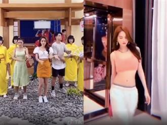 Chi Pu, Võ Hoàng Yến khoe clip nhảy như vũ công vẫn không đánh bại được Ngọc Trinh trong bộ đồ hở eo đáp trả kẻ sân si