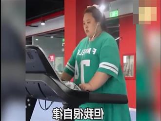 Cô gái 250kg chia sẻ bí quyết sống khỏe, tập thể dục giảm cân gây bão mạng xã hội