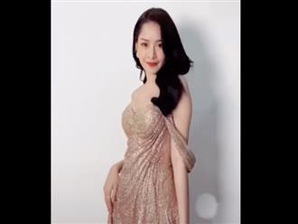 Minh Tú vờ ngã để khoe body nhưng chưa bằng Chipu khoe clip thay đồ tưởng kín đáo ai dè chốt sổ bằng chiếc váy không thể  sexy hơn