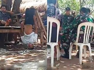 Nam thanh niên bị treo ngược, đánh đến nhập viện vì dám sống thử với bạn gái gây tranh cãi