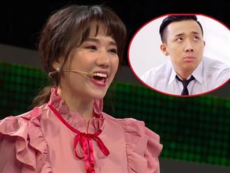 Hari Won thừa nhận ở nhà toàn gọi Trấn Thành bằng... chị