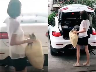 Khi nhà mới mua siêu xe nhưng không biết phải làm gì