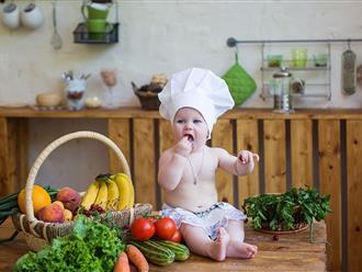 Mẹ phải làm gì khi trẻ 7 tháng bị táo bón?