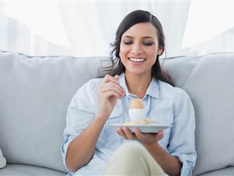 Thực hư việc 3 tháng đầu có được ăn trứng vịt lộn?
