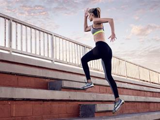 Leo cầu thang giảm cân, liệu có hiệu quả như lời đồn?