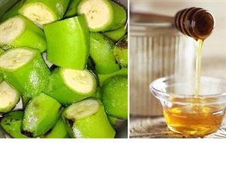 Bật mí cách chữa đau dạ dày bằng chuối xanh hiệu quả, an toàn và không tốn kém