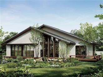 Bộ sưu tập những mẫu nhà vườn 1 tầng đẹp hiện đại không thể rời mắt