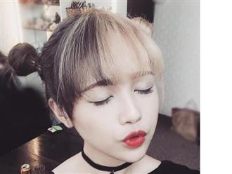 Cách cột tóc dễ thương cho tóc ngắn vừa xinh vừa mát, độc lạ dễ làm