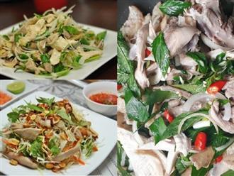 Cách làm món gà trộn rau răm thơm ngon đãi cả nhà cuối tuần