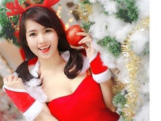 Gợi ý những kiểu tóc đẹp đón Giáng sinh giúp bạn gái thật ấn tượng, nổi bật