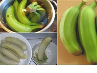 Hướng dẫn cách ăn chuối luộc giảm cân đơn giản, hiệu quả