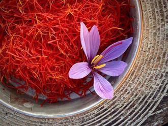 Hướng dẫn cách dùng nhuỵ hoa nghệ tây chữa mất ngủ dễ dàng