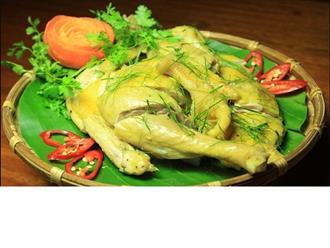 Hướng dẫn cách làm gà hấp rượu miền tây siêu thơm ngon