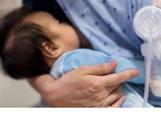 Hướng dẫn cách lấy lại sữa mẹ đã mất đơn giản