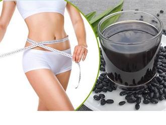 Mách bạn cách uống nước đậu đen giảm cân hiệu quả
