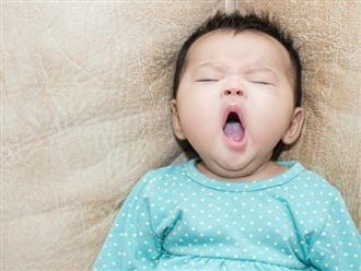 Nguyên nhân và cách cải thiện hiệu quả khi bé ngủ không sâu giấc, mẹ cần biết