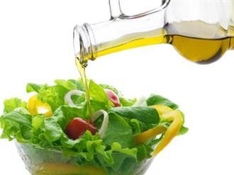 Những tác dụng của dầu lạc đối với sức khỏe bạn không nên bỏ qua