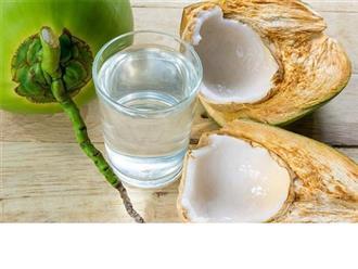 Nước dừa kỵ với gì, những thực phẩm nào không nên kết hợp với nước dừa?
