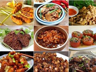 Tổng hợp các món ăn ngon từ thịt lợn hấp dẫn miễn chê mà rất đơn giản, dễ làm