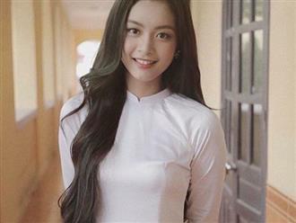 Tổng hợp những kiểu tóc mặc áo dài trắng cực xinh