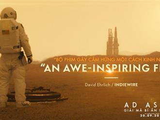 Top 10+ phim khoa học viễn tưởng chiếu rạp bùng nổ nhất và được yêu thích nhất hiện nay