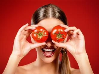Top 11 cách làm mặt nạ cà chua dưỡng da trắng mịn