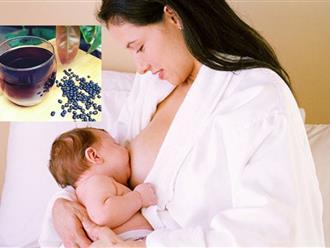 Uống nước đậu đen có tốt cho thai nhi không?
