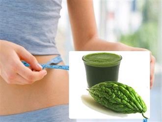 Uống nước khổ qua có giảm cân không? Giải đáp chính xác nhất từ chuyên gia dinh dưỡng