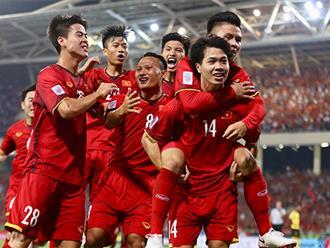 Việt Nam đi tiếp ở vòng loại World Cup 2022 và giữ vững ngôi đầu bảng