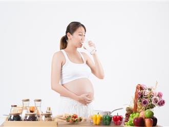 Bầu 3 tháng cuối ăn gì để con tăng cân mẹ lại khỏe mạnh, dễ sinh?