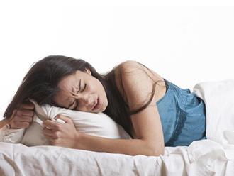 Cách chữa đau bụng kinh dữ dội không cần uống thuốc: Giải cứu chị em ngày 'đèn đỏ'